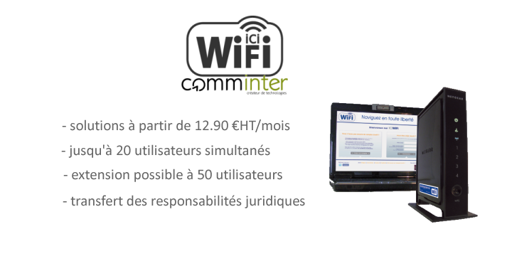 Hotspot IciWifi : solutions wifi pour restaurants